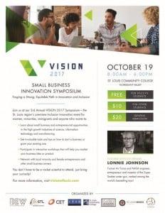 Save the Date -VISION 2017 @ St. Louis Community College–Florissant Valley | Ferguson | Missouri | United States