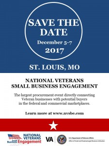 Save the Date - National Veterans Small Business Engagment